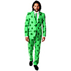 more details on St Patricks Day Costume Size UK36