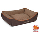 more details on Scruffs Thermal Extra Large Dog Box Bed - Brown.