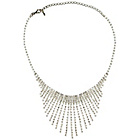 more details on Link Up Diamante Floating Collar Necklet.