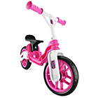 more details on Xootz TY5472 Folding Balance Bike - Pink.