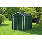 more details on Palram Skylight Plastic Shed - 6 x 8ft.