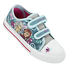 more details on Disney Frozen Canvas Shoe - Size 8.