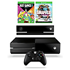more details on Xbox One 500GB, Shape Up Just Dance and Accessories Bundle.