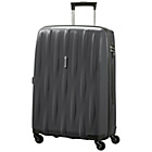 more details on American Tourister 4 Wheel Medium Suitcase - Black.