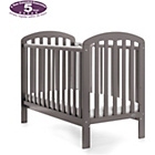 more details on Obaby Lily Cot - Taupe Grey.