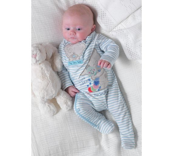 Baby Boy Gifts Argos : Buy tiny tatty teddy blue gift set newborn at argos