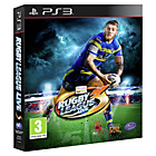 more details on Rugby League Live 3 PS3 Game.