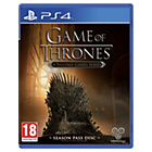 more details on Game of Thrones PS4 Pre-order Game.
