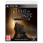 more details on Game of Thrones PS3 Pre-order Game.