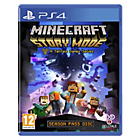 more details on Minecraft: Story Mode PS4 Pre-order Game.