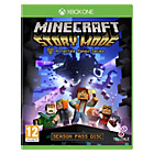 more details on Minecraft: Story Mode Xbox One Pre-order Game.