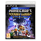 more details on Minecraft: Story Mode PS3 Pre-order Game.