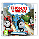 more details on Thomas and Friends Steaming Around Sodor3DS Game.