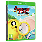 more details on AT: Finn and Jake Investigations Xbox One Pre-order Game.
