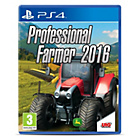 more details on Professional Farmer 2016 PS4 Pre-order Game.