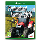 more details on Professional Farmer 2016 Xbox One Pre-order Game.