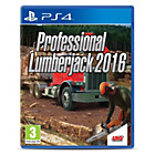 more details on Professional Lumberjack 2016 PS4 Pre-order Game.