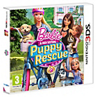 more details on Barbie and Her Sisters: Puppy Rescue 3DS Game.