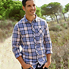 more details on Cherokee Mens Vintage Check Shirt.