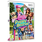 more details on Barbie and Her Sisters: Puppy Rescue Wii Pre-order Game.