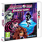 more details on Monster High: New Ghoul in School 3DS Game.