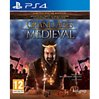 more details on Grand Ages: Medieval PS4 Pre-order Game.