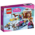 more details on LEGO Frozen Anna & Kristoff Sleigh Adventure Playset -41066.
