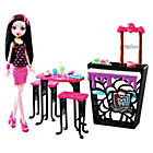 more details on Monster High Draculaura Doll Beastly Bites Playset.