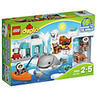 more details on LEGO DUPLO Artic Playset - 10803.