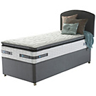 more details on Sealy Repose Pillowtop Memory Single Divan.
