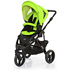 more details on ABC Design Cobra 2-in-1 Pushchair - Black/Lime.