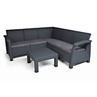 more details on Keter Bahamas Corner Sofa Set.