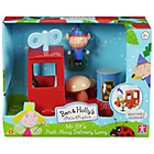 more details on Ben & Holly's Little Kingdom Mr Elf's Delivery Lorry.