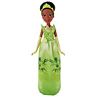 more details on Disney Princess Royal Shimmer Tiana Fashion Doll.
