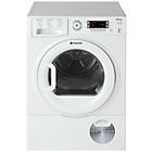 more details on Hotpoint Ultima S-Line SUTCD 97B 6PM Tumble Dryer - White