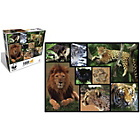 more details on WWF Wild Cats Puzzle - 1000 Pieces.