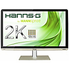 more details on Hannspree HQ271HPG 27 Inch LED 2K VGA DVI HDMI Speakers.