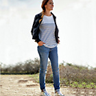 more details on Cherokee Womens Relaxed Fashion Fit Jeans.