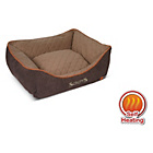 more details on Scruffs Thermal Small Dog Box Bed - Brown.