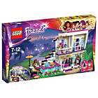 more details on LEGO Friends Livis Pop Star House Playset.