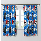 more details on Star Wars Pencil Pleat Curtains - 168 x 137cm.