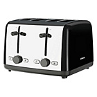 more details on Kenwood Scene 4 Slice toaster - Black.