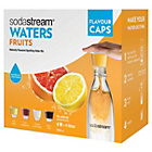 more details on SodaStream Mixed Fruit Soda Caps - 4 Pack.