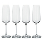 more details on Vivo by Villeroy & Boch Set of 4 Crystal Champagne Flutes.