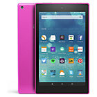 more details on Amazon Fire HD 8 inch 16GB Tablet - Magenta.