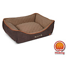 more details on Scruffs Thermal Medium Dog Box Bed - Brown.