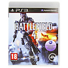 more details on Battlefield 4 - PS3.