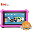 more details on Amazon Fire 7 Kids Tablet - Pink.