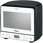more details on Whirlpool Max 38WBL Combination Microwave - Black.