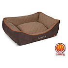 more details on Scruffs Thermal Large Dog Box Bed - Brown.